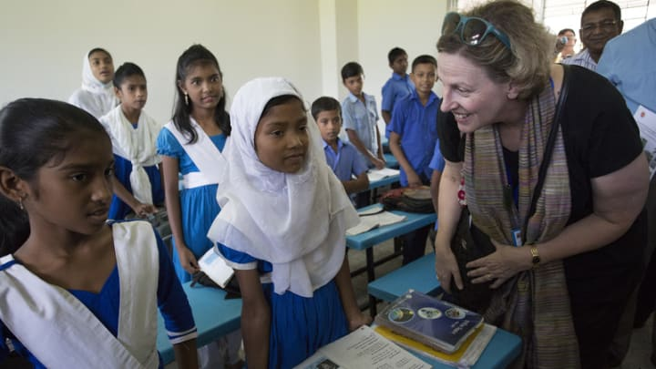 Q&A: The World Bank's human capital project targets better outcomes