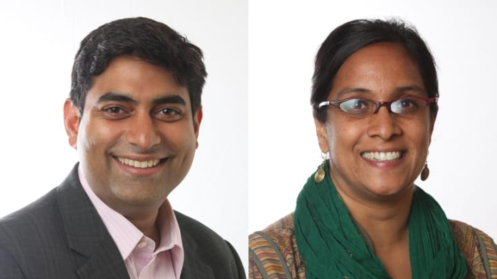 How 2 former Morgan Stanley analysts transformed giving in India | Devex