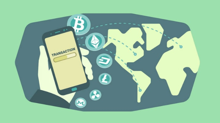 how can blockchains cryptocurrencies shape business decision making