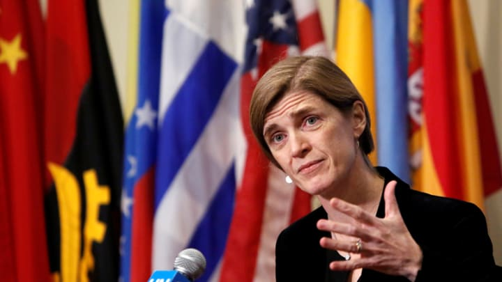 Image result for samantha power