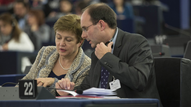 EU finally agrees on 2015 budget, but development funding remains in limbo