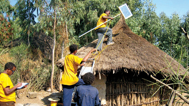Power Africa goes off-grid in Addis Ababa