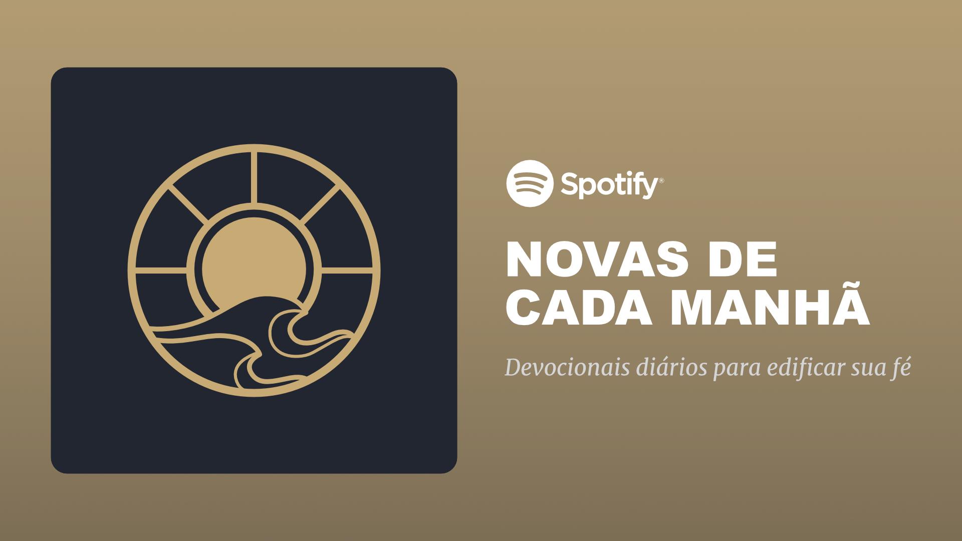 Novas de Cada Manhã no Spotify
