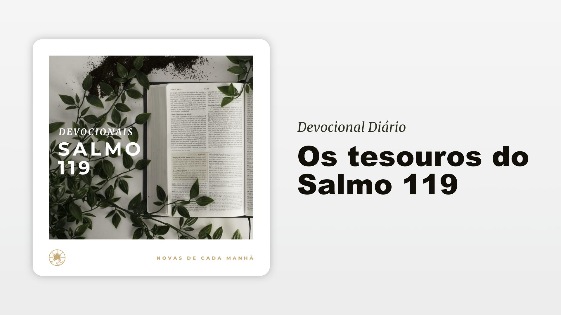 Devocional Diário - Salmo 119