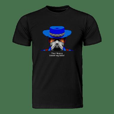 Gunslinger Shame Shirt