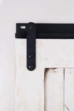 Low Clearance Barn Door Hardware