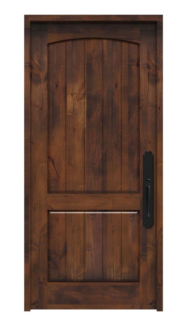 Custom Front Entry & Exterior Doors | Rustica Hardware
