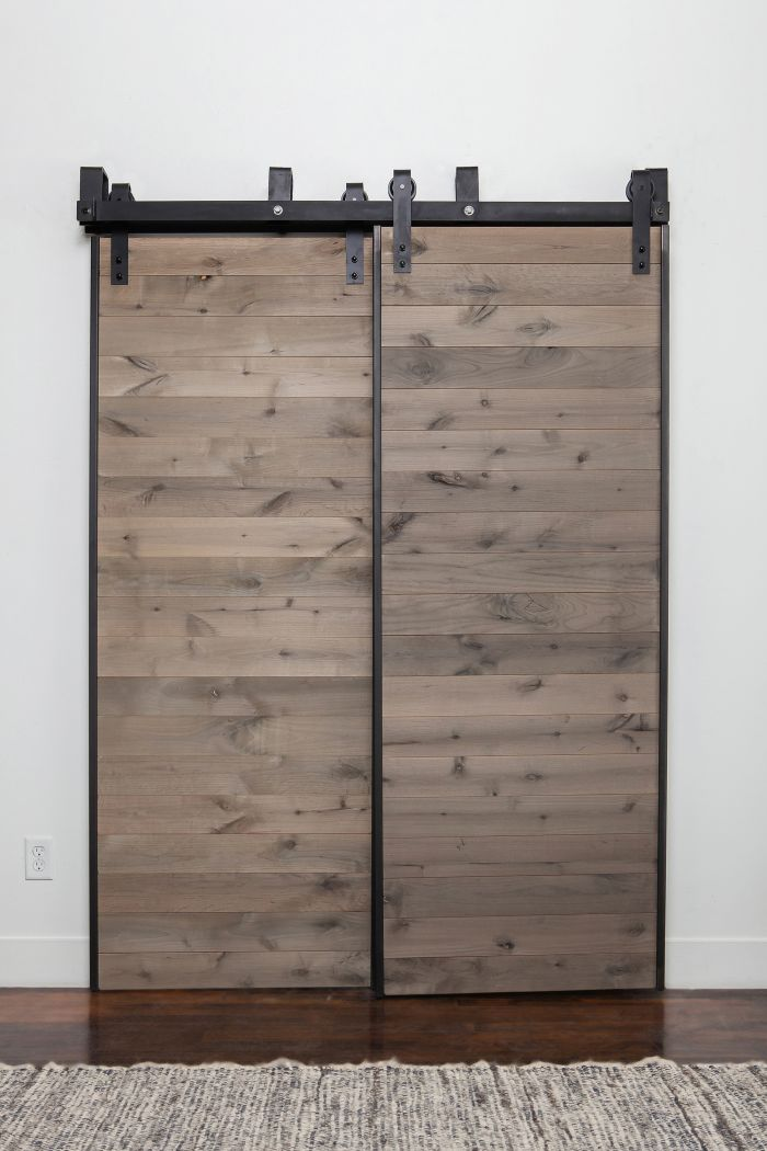 Bypass Barn Door Hardware System Barn Doors Hardware