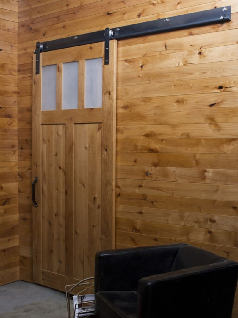 J Sliding Barn Door Track Rustica Hardware