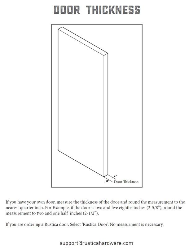 Hinge Placement Instruction