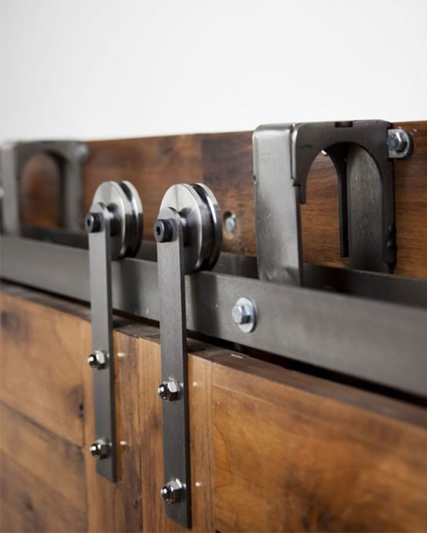 Barn Door Hardware, Tracks, Handles & Pulls | Rustica Hardware