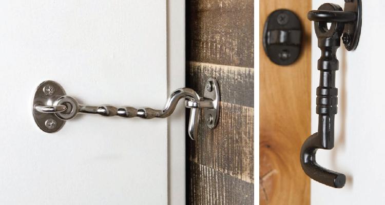 How To Lock A Sliding Barn Door Rustica Hardware
