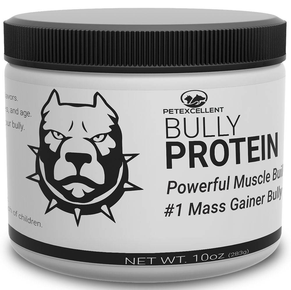 Muscle Building Bully Protein