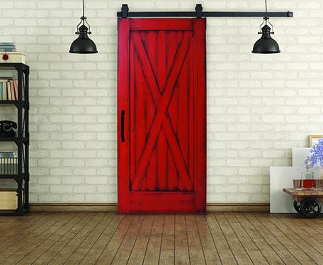 Barn Doors Interior Sliding Glass Wood More Rustica Hardware