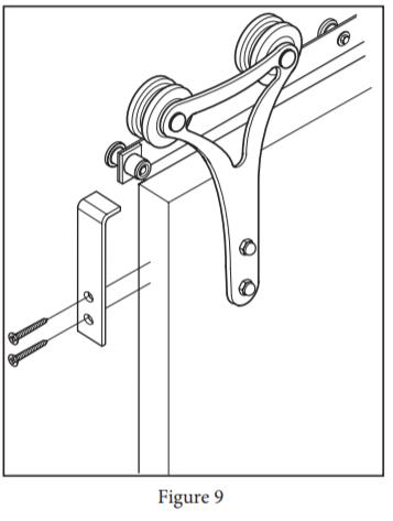Contour Hanger install step 15