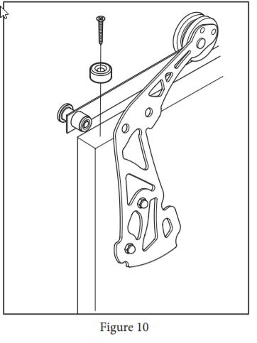 Archer Hanger install step 15