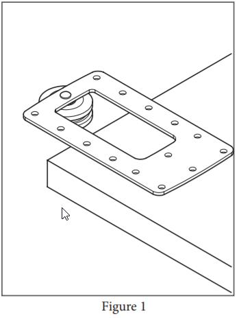 Bootstrap Hanger assembly step 1