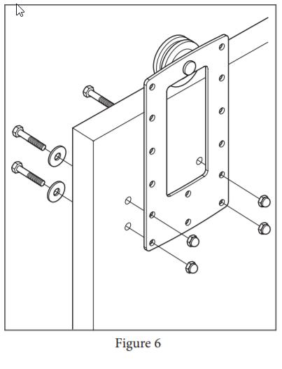 Bootstrap Hanger assembly step 6