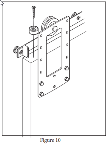 Bootstrap Hanger install step 15