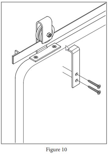 Buck Hanger install step 15