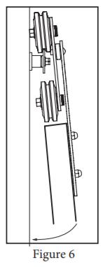 Double Contour Hanger install step 12
