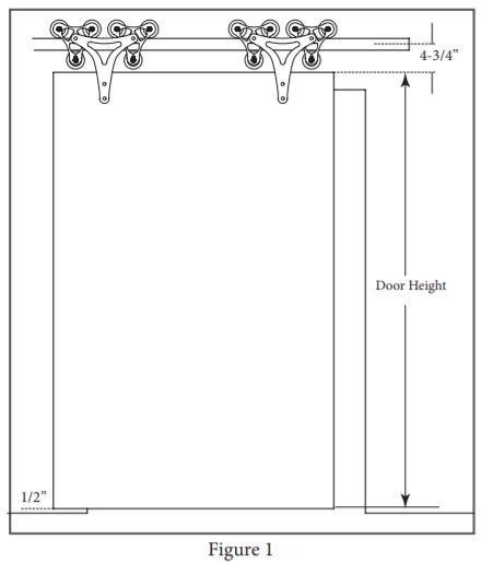 Double Contour Hanger install step 7