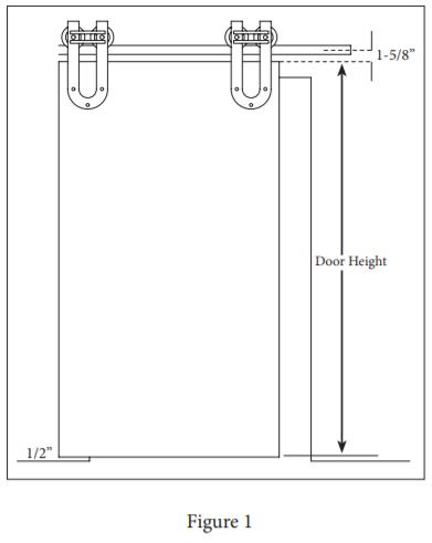 Draft Hanger install step 7