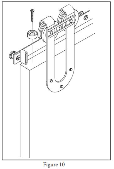 Draft Hanger install step 26
