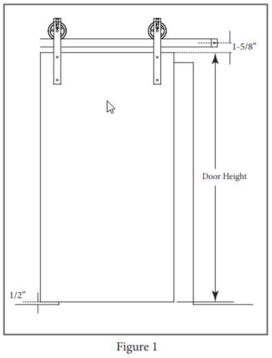 Spoked Garrick Hanger install step 7