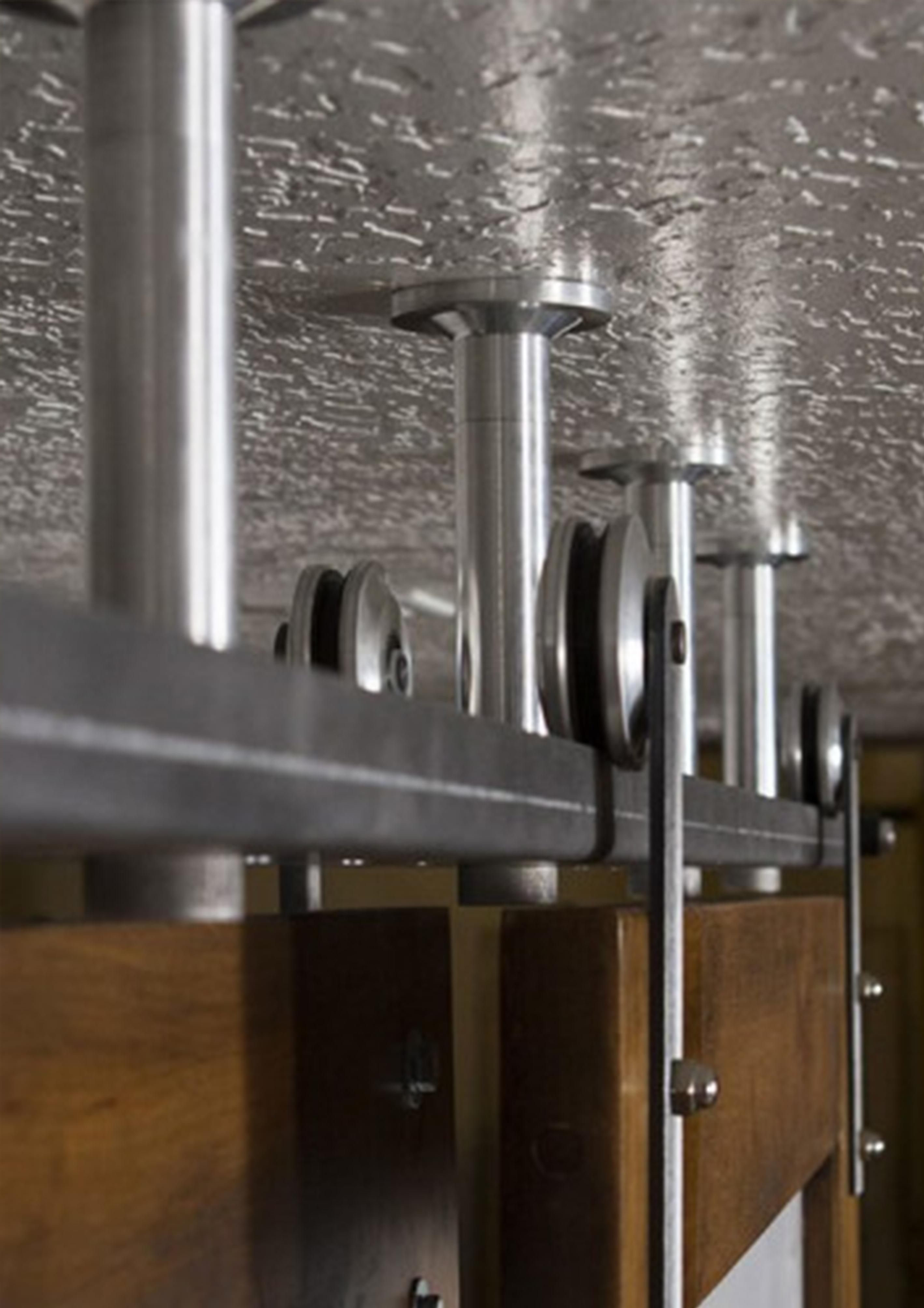 Barn Door Hardware, Tracks, Handles & Pulls | Rustica