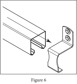 Box Track Hanger install Figure 6