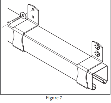 Box Track Hanger install Figure 7