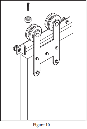 Garrick Hanger install step 20