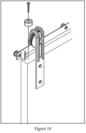 Marksman Hanger install step 15