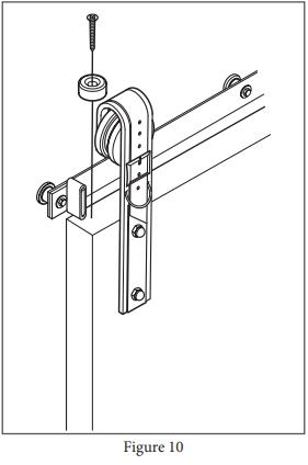 Maverick Hanger install step 15