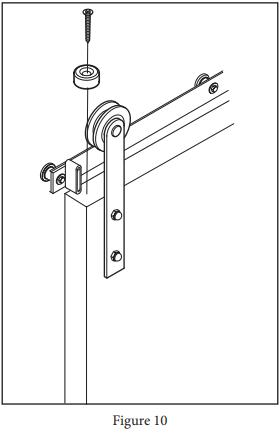 Reflex Hanger install step 16