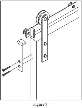 Reflex Hanger install step 15
