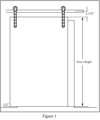 Strut install step 1