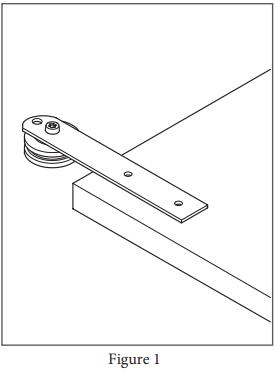 Ultra Modern hanger install step 1