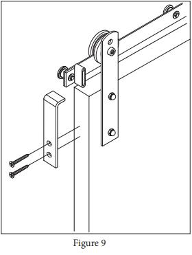 Ultra Modern Hanger install step 15