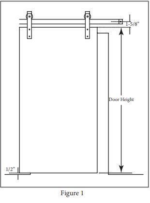 Ultra Modern hanger install step 7