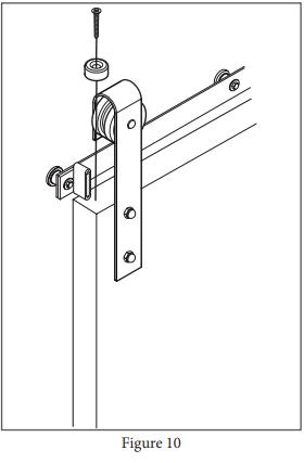 Mini Industrial Hanger install step 16