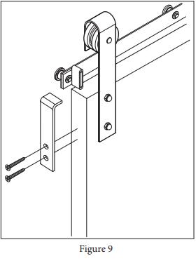 Mini Industrial Hanger install step 15