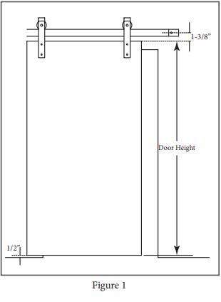 Mini Industrial hanger install step 7