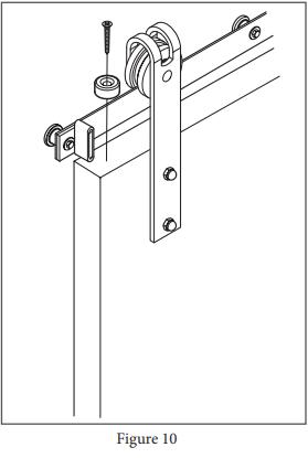 Mini Garrick Hanger install step 16