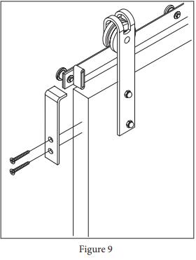 Mini Garrick Hanger install step 15