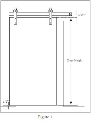 Mini Garrick hanger install step 7