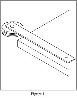 Pillar hanger install step 1