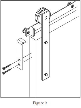Pillar Hanger install step 15