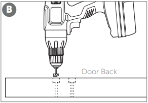 Ribbon Hanger assembly Fig 4